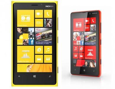 La actualización de los Nokia Lumia 820 y 920 llegaría hoy con AT&T