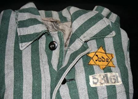 auschwitz uniforme