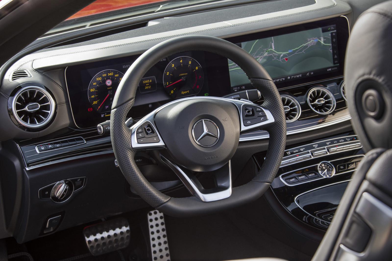 Foto de Mercedes-Benz Clase E Cabrio, toma de contacto (134/156)