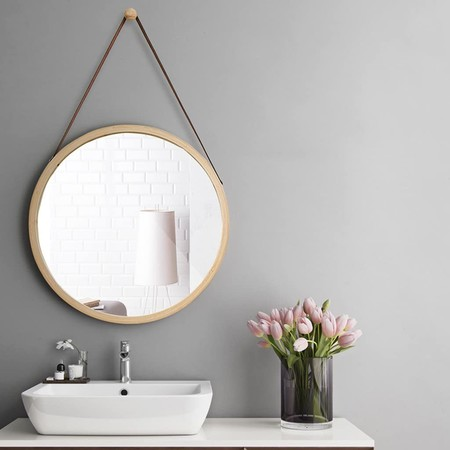 espejo de cuerda