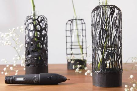 3doodler Pro Pen Vase Design Series