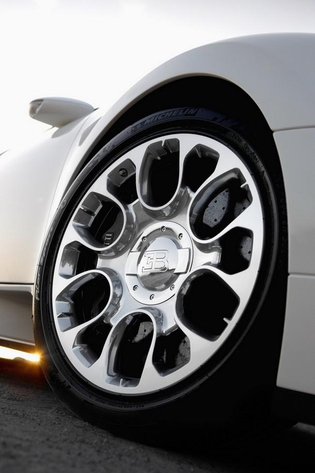 Foto de Bugatti Veyron Grand Sport (10/29)