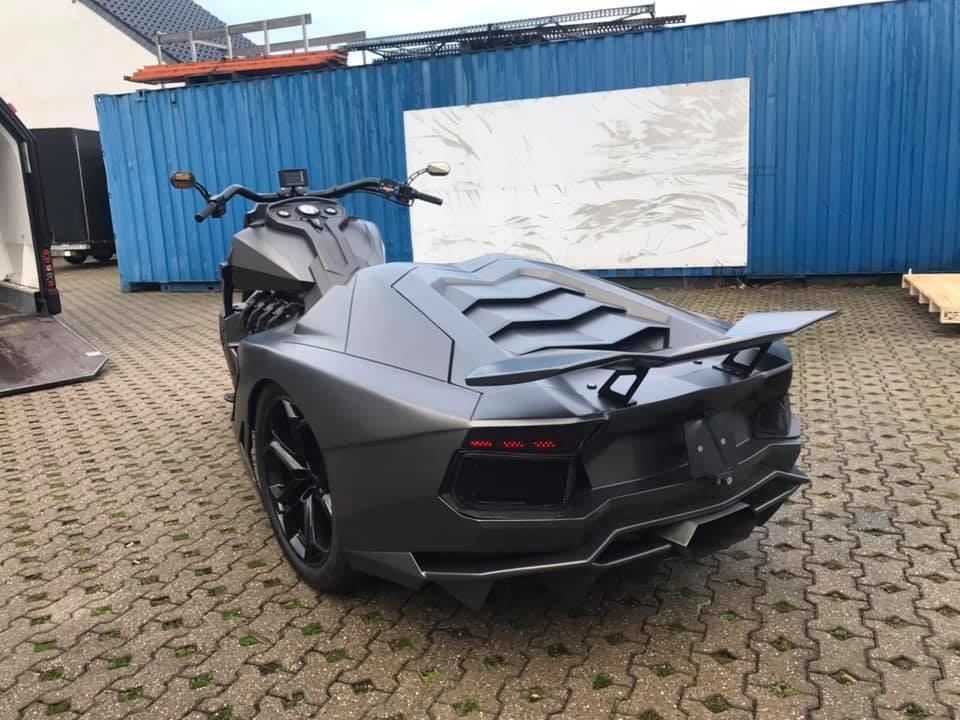 Foto de Boss Hoss Lamborghini (4/9)