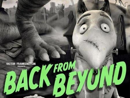 'Frankenweenie', el regreso de Tim Burton a sus raíces