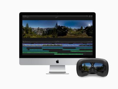 Final Cut Pro X 10.4 ya está disponible: edición de vídeo en realidad virtual, HDR y mucho más