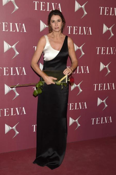Ana García Siñeriz en la gala de premios T de Telva 2014