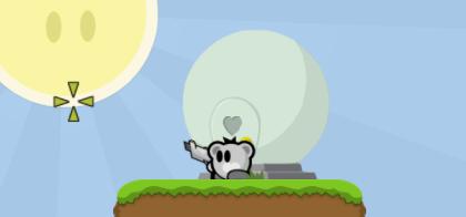 Teewars, juego 2D para jugar online