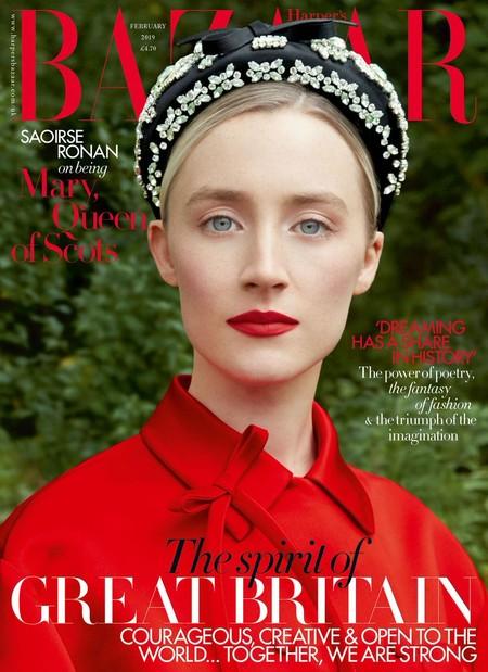 Y sin saber cómo, las revistas nos trasladan al mes de febrero
