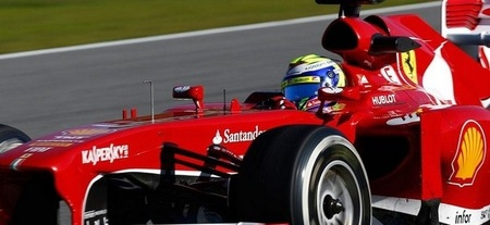 """Felipe Massa: """"hoy no ha sido un buen día para nosotros"""""""