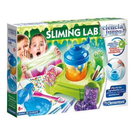 Laboratorio Sliming Lab