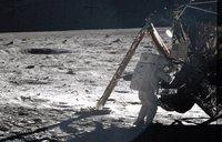 Se obtienen imágenes inéditas de la llegada del hombre a la Luna