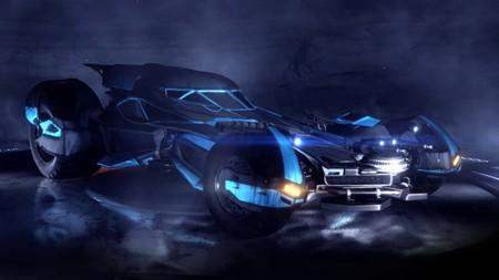El batimóvil de Batman vs Superman llegará en DLC a Rocket League