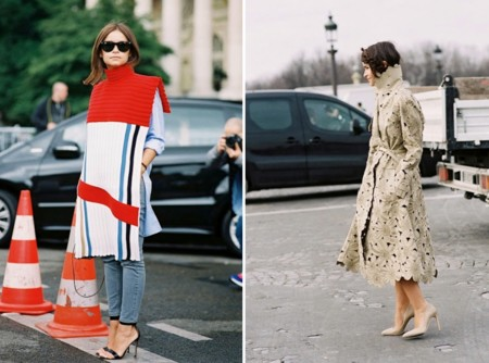 Miroslava Duma Fashion Week Look 4