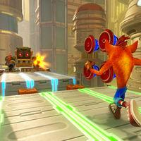 Crash Bandicoot N. Sane Trilogy recibirá Future Tense a final de mes, un nivel completamente nuevo [E3 2018]