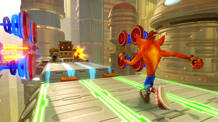 Crash Bandicoot N. Sane Trilogy recibirá Future Tense a final de mes, un nivel completamente nuevo [E3 2018]