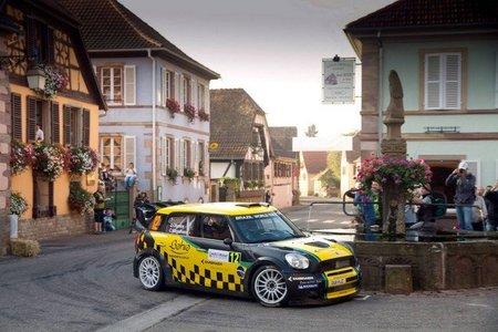 Brasil opta a una prueba del Mundial de Rallyes