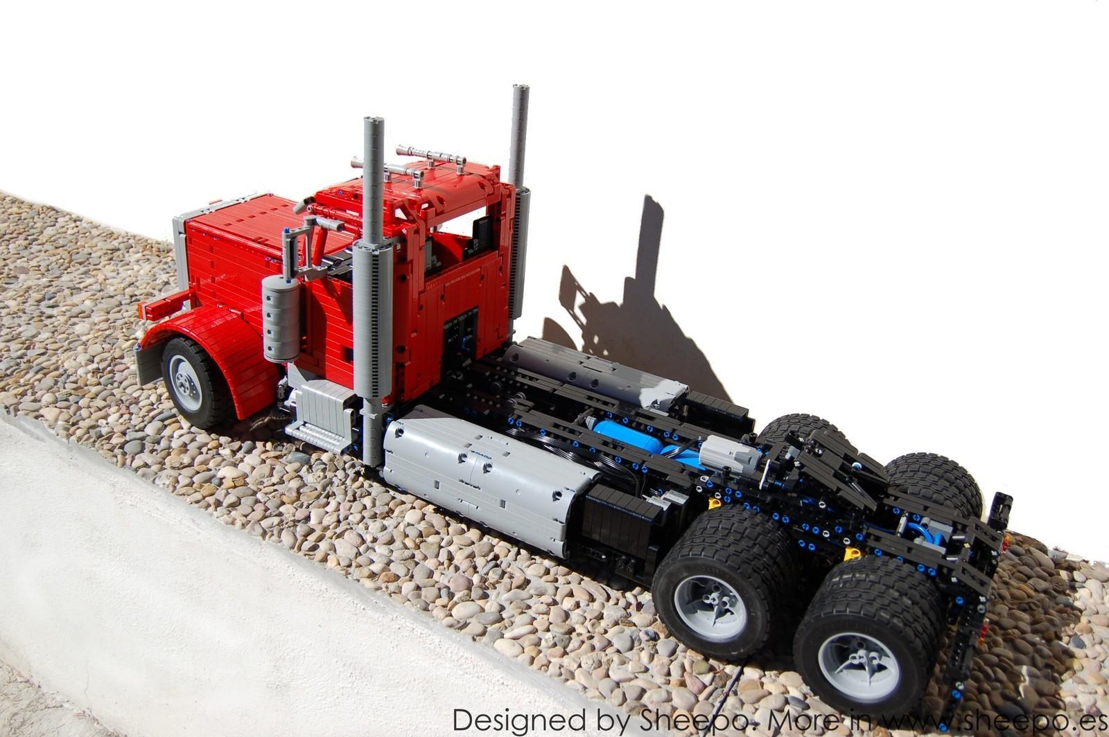Foto de Diseños de Sheepo en Lego (28/37)