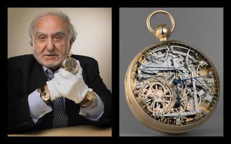 El Marie-Antoinette de Breguet (I), reproducción de un reloj mítico
