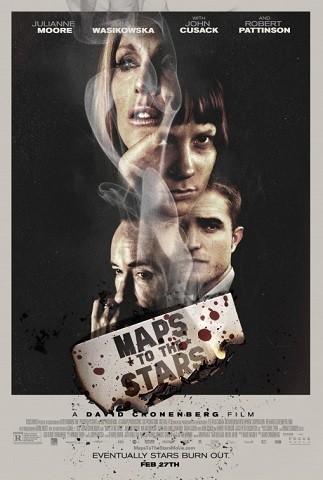 'Maps to the Stars', tráiler final y cartel definitivo de lo nuevo de David Cronenberg