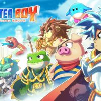 Monster Boy and the Cursed Kingdom muestra a sus personajes en un gameplay [GC 2016]
