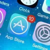 La App Store también tiene rendimiento récord