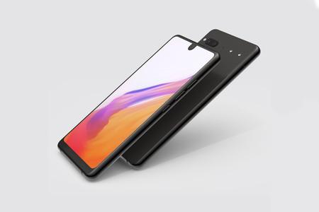 Así iba a ser el segundo móvil de Essential, según un diseñador de la compañía