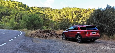 Ford Explorer 2020 Contacto 223