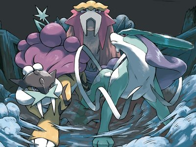 El clásico Pokémon Cristal regresará en enero junto con una nueva Nintendo 2DS XL dedicada a Pikachu