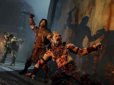 Middle-earth: Shadow of Mordor nos seduce con sus gráficos para el PS4 Pro