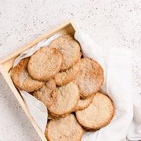 Galletas de plátano y sirope de arce: receta para volver a disfrutar de las meriendas