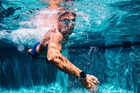Ticwatch E2 Swimming