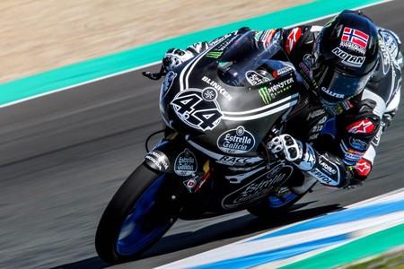 Aaron Canet Valencia Moto3 2018