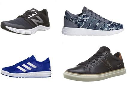 Chollos en tallas sueltas de zapatillas New Balance, Adidas o Levi's por menos de 30 euros en Amazon