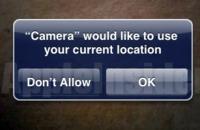 Geoposicionamiento de imágenes en el firmware 2.0 del iPhone