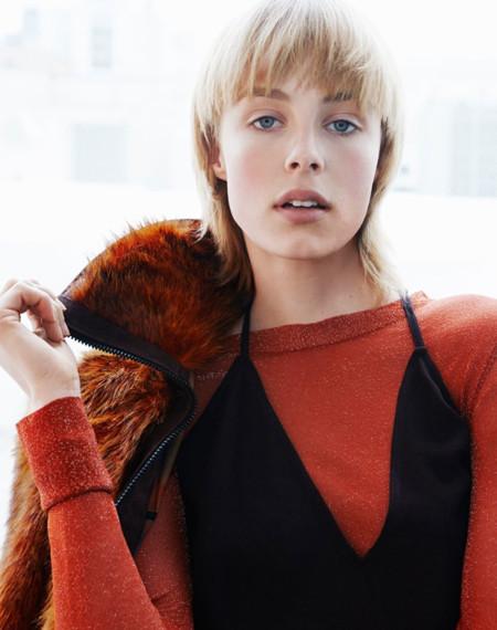 ¿H&M o Zara? Edie Campbell se queda con las dos como la top de moda que es