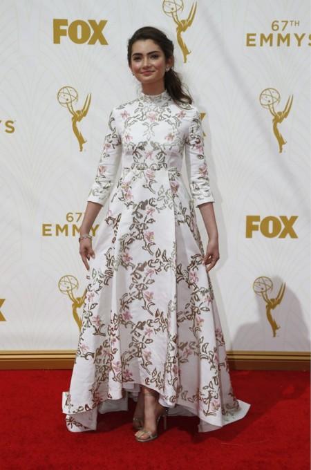 Emily Robinson Emmys 2015