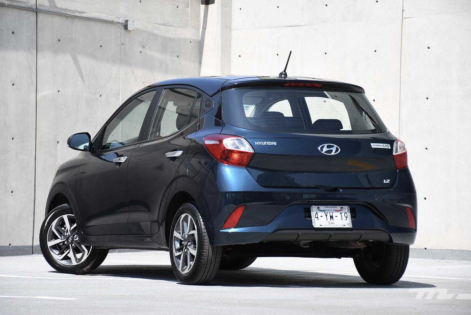 Foto de Hyundai Grand i10 2021 (prueba) (4/26)
