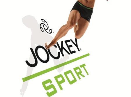 Nuevos slips, boxers y licras de Jockey para el deporte