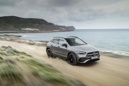 Mercedes Benz Gla 2021 7