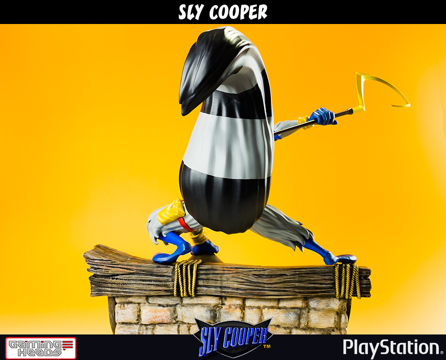 Figura limitada Sly Cooper
