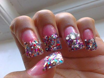 Ha llegado una tendencia en nail art que nos horroriza: las duck feet nails