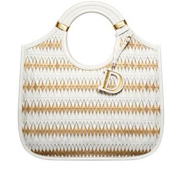 Bolso Shopping Diorita Bicolor