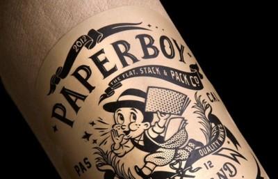 Paperboy Wine, en botella de papel llega el vino más ecológico