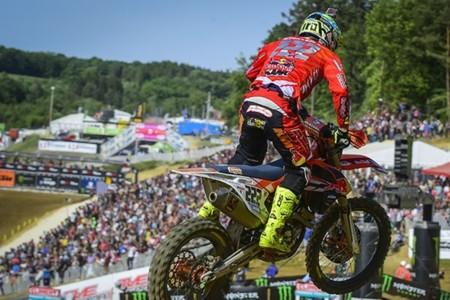 Antonio Cairoli Mxgp Francia