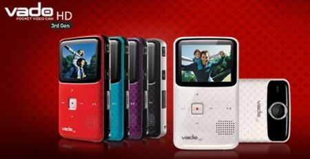 Creative Vado HD se actualiza a la tercera generación