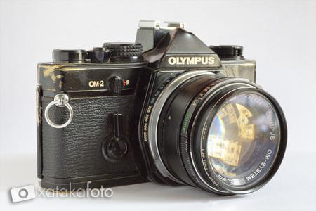 Cámaras Clásicas: Olympus OM-2