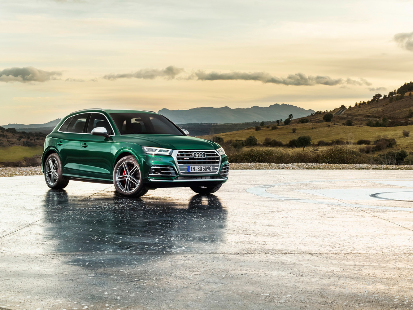 Foto de Audi SQ5 TDI 2019 (3/19)