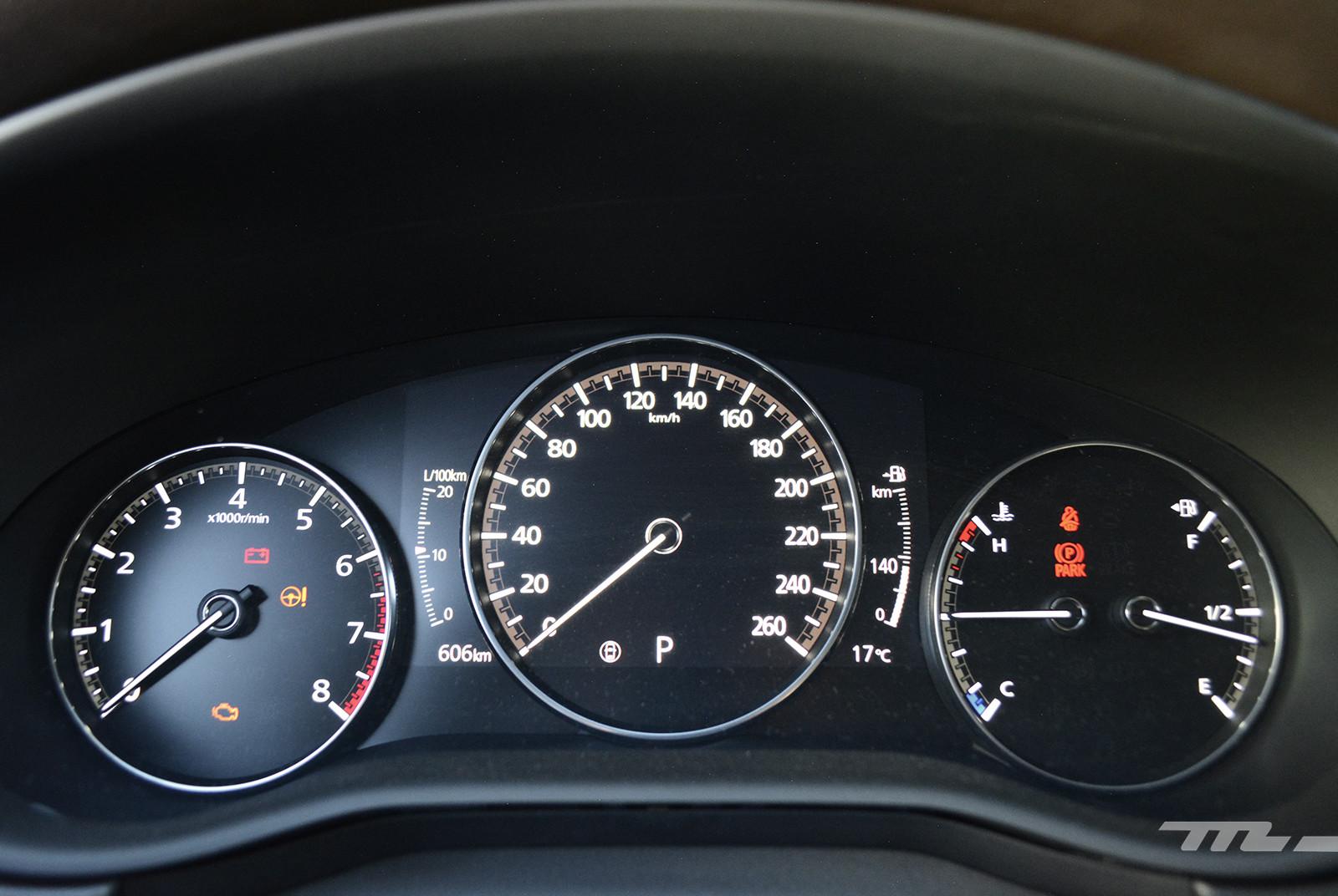 Foto de Mazda CX-30 (prueba) (21/25)