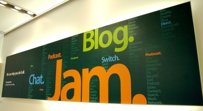 Blogueando en iOS