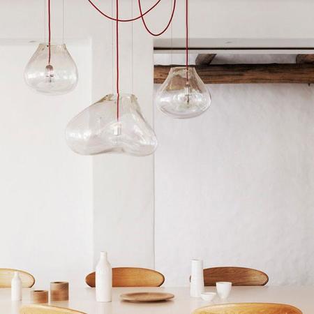 Bolla, unas delicadas y preciosas lámparas muy orgánicas
